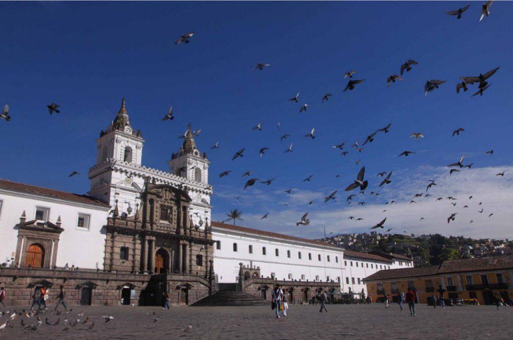 Quito Muestra Su Riqueza Cultural Y Patrimonial En Unesco Google Arts And Culture Empresa Publica Metropolitana De Gestion De Destino Turistico